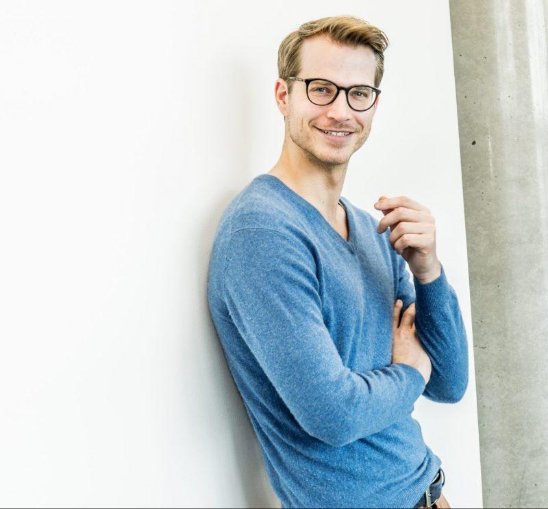 Über mich | Aaron Brückner
